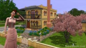 Дом Шелли