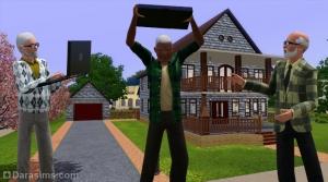 Дом Дедули