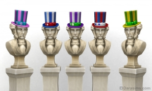 Награда политика: скульптура Вива республика!