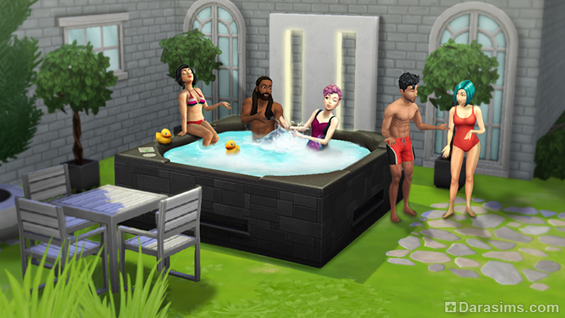 Событие «Зимняя спячка» в The Sims Mobile