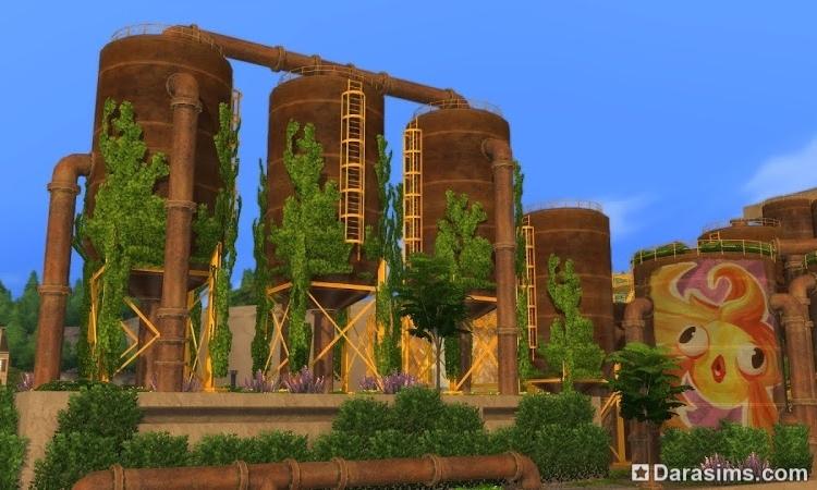 Внесите свой вклад в «The Sims 4 Экологичная Жизнь»!