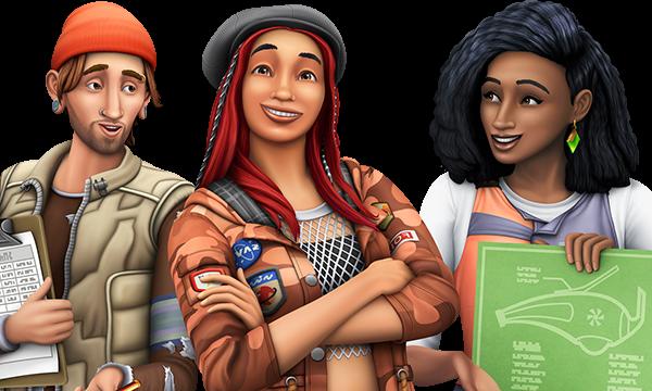 Выведите защиту экологии на новый уровень  в «The Sims 4 Экологичная жизнь»