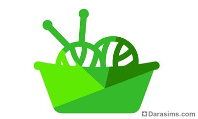 Иконка каталога «The Sims 4 Нарядные Нитки»