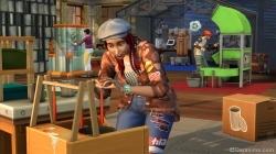 Изготовление свечей в «The Sims 4 Экологичная Жизнь»