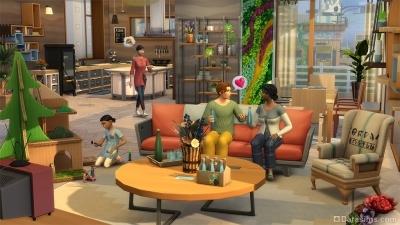 Повседневная жизнь в «The Sims 4 Экологичная Жизнь»!