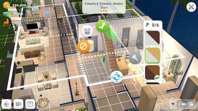 индикаторы предметов в the sims mobile