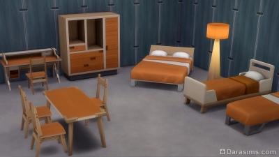 Мебель из преобразователя в Симс 4 Экологичная  жизнь