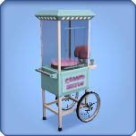 Аппарат для производства сахарной ваты «Мир чудес»
