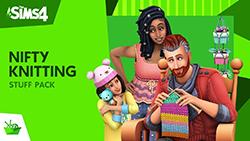 Официальный трейлер «The Sims 4 Нарядные Нитки Каталог»