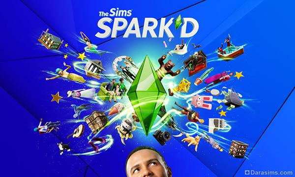 The Sims Spark'd — Испытания Spark'd