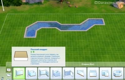 Как построить мост в Sims 4. Пять разных способов