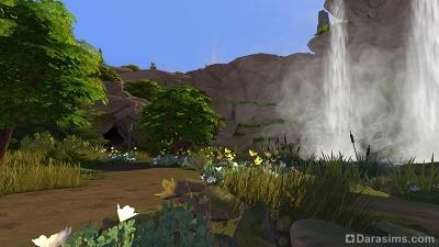 Пещеры Батуу в Симс 4 Звездные войны Путешествие на Батуу