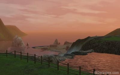 Мунлайт Фолс в The Sims 3 Сверхъестественное