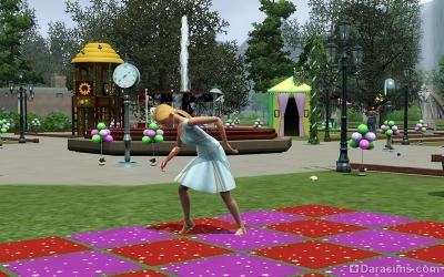 Весенний фестиваль в Зловещем парке Мунлайт Фолс