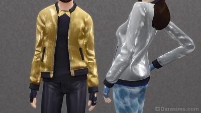 Новая куртка из карьеры законодателя стиля