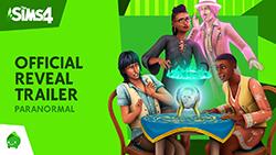 Официальный трейлер-анонс «The Sims 4 Паранормальное»