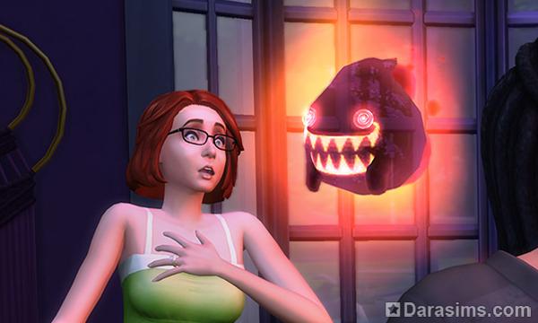«The Sims 4 Паранормальное — Каталог» выйдет совсем скоро!