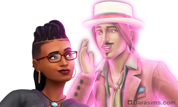 Подборка фактов про каталог «The Sims 4 Паранормальное»