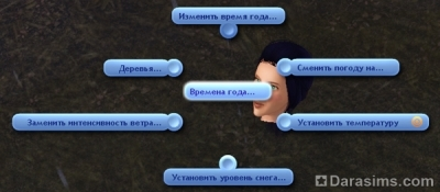 Постановка игровыми средствами в Симс 3