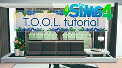 Трюки по строительству в Симс 4 с помощью T.O.O.L.