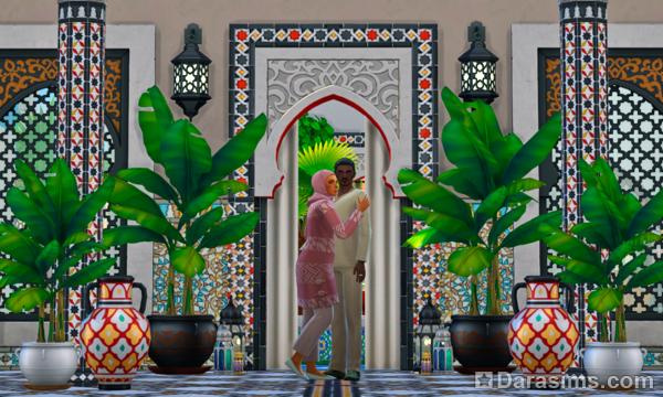 Обзор комплекта «Симс 4 Личный Оазис»