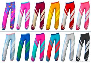 Детская спортивная одежда в Симс 4 Наряды из прошлого
