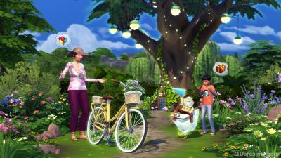 Цифровой контент «Гномы» к дополнению «The Sims 4 Загородная жизнь»