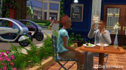 ���������� �� RENAULT � The Sims3!