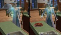 ������ ���������� � ����� � The Sims 2 Apartment Life