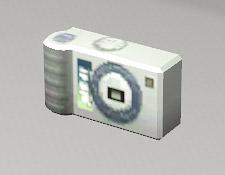 Искусство фотографии в Sims 3 World Adventures