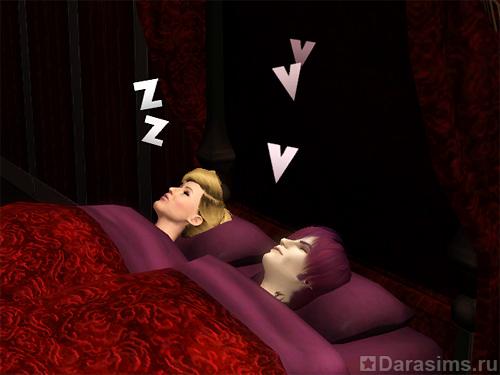 Как сделать своего сима вампиром