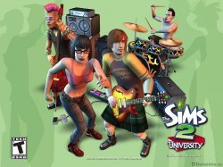 The Sims 2: University (���� 2: �����������)