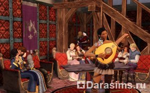 Предзаказ «The Sims Medieval Limited Edition»