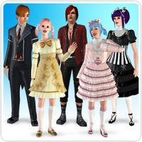 ���������� ������� The Sims 3 Store