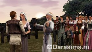 ����� ������������ �� �������: The Sims Medieval �������� � ������� 24 �����