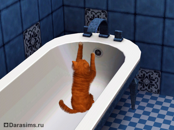 Как в симс 3 кошку и кота сделать парой 144