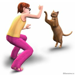 The Sims 2: Pets (���� 2: �������)