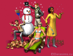 The Sims 2: Seasons (���� 2: ������� ����)