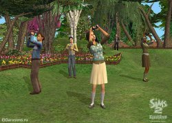 Sims 2 Free Time (Симс 2 Увлечения)