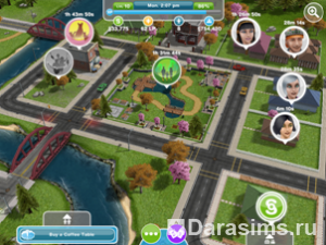 «The Sims FreePlay» для iPad, iPhone и iPod Touch