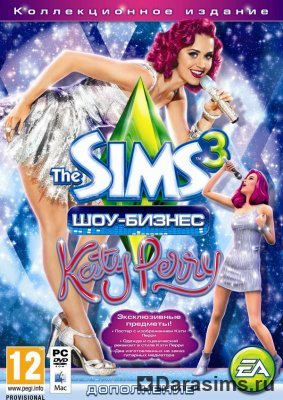���������� �������������� ���� ����� � The Sims