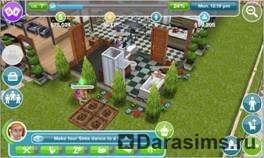 «The Sims FreePlay» уже на Android Market