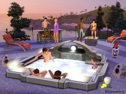 ���� 3 ����� �� ������� (The Sims 3 Living Outdoor Stuff)