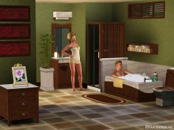 ���� 3 ���������� ������� (The Sims 3 Master Suite Stuff)