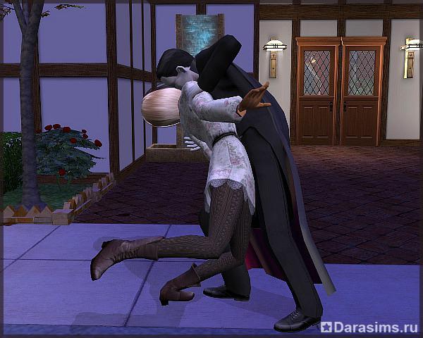 Как сделать симса вампира в симсе 2 878