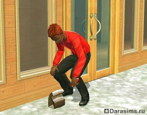 ������������� �������� � ��������� ������� � �The Sims 2 Nightlife�