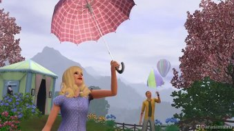 Презентация «The Sims 3 Seasons» на Gamescom 2012