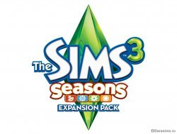 Логотип The Sims 3 Seasons