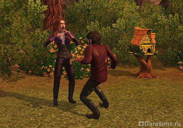 Cимс 3 Оборотни. Все про в Sims 3 оборотей. Подробный