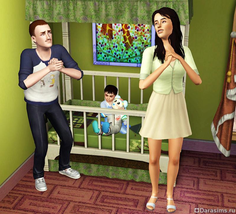Коды на 3 триместре беременности в симс 4